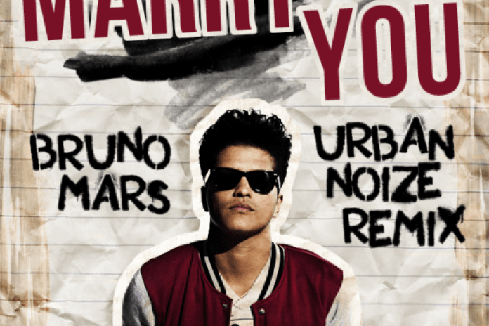Bruno Mars - Marry You (Urban Noize Remix)
