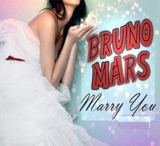 Bruno Mars - Marry You (Dan Clare Extended Remix)