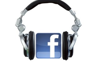 Facebook Music to simplify streaming music access