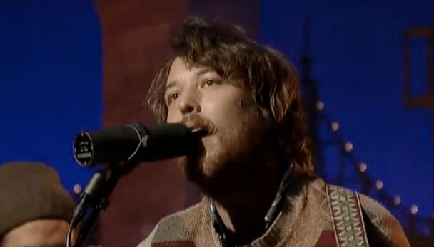 Fleet Foxes - Grown Ocean (Live on Letterman)