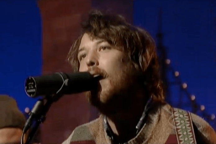 Fleet Foxes - Grown Ocean (Live on Letterman)