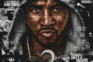 Young Jeezy featuring Freddie Gibbs  - Rough
