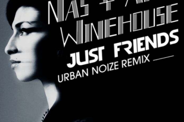 Nas & Amy Winehouse - Just Friends (Urban Noize Remix)