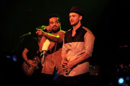Justin Timberlake - Cry Me a River + Like I Love You (Live Acoustic in NYC)