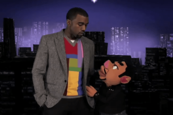 Footage from Kanye West and Rhymefest's failed Comedy Central show emerges