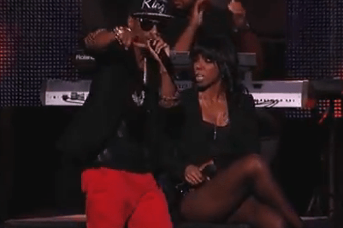 Kelly Rowland featuring Big Sean - Lay It On Me (Live on Kimmel)