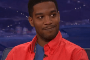 KiD CuDi - Interview on Conan O'Brien