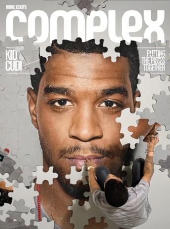 Kid Cudi covers Complex magazine