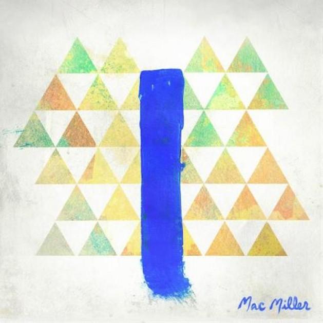Mac Miller - Blue Slide Park (Album Cover)