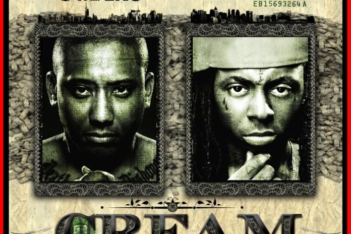 Maino featuring Lil Wayne - I'm About Cream