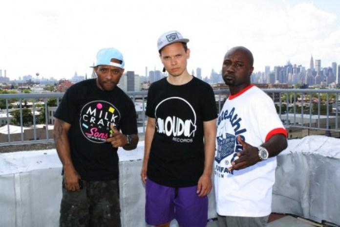 Mobb Deep & Aaron LaCrate - Illson 2012
