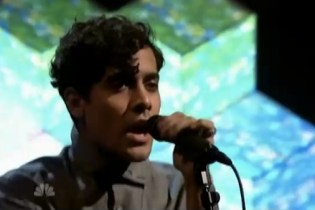Neon Indian - Polish Girl (Live on Fallon)
