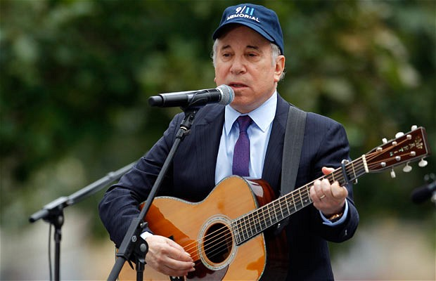 Paul Simon - The Sound of Silence (Live from Ground Zero)