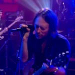 Radiohead - Interview & Performance on The Colbert Report