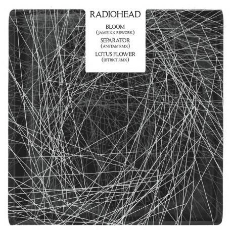 Radiohead - Bloom (Jamie xx Remix)