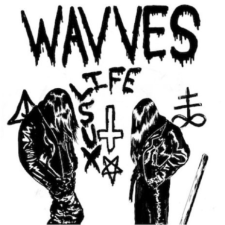 Wavves featuring F**ed Up - Destroy