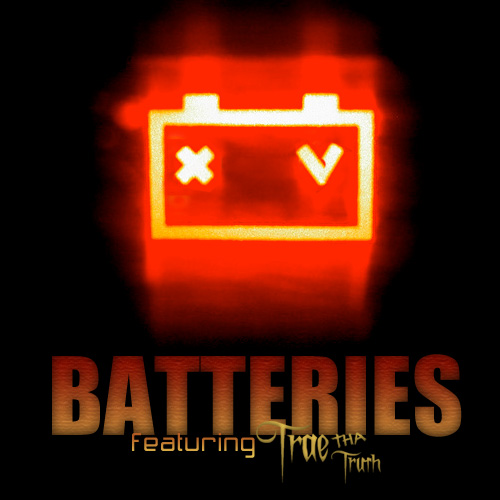 XV featuring Trae Tha Truth - Batteries