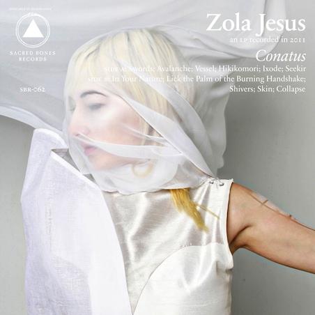 Zola Jesus - Contatus (Full Album Stream)