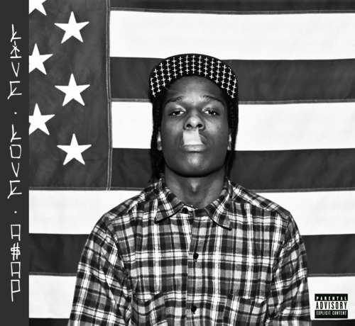 A$AP Rocky featuring ScHoolboy Q - Brand New Guy