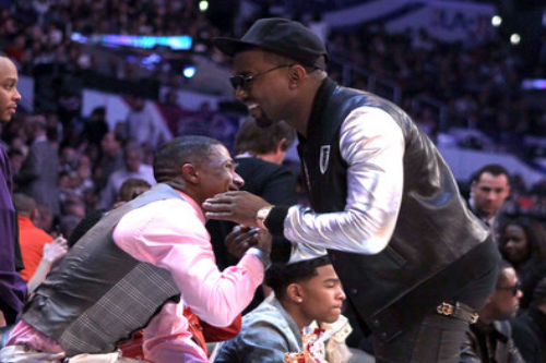 Nick Cannon featuring Kanye West – Big Spender