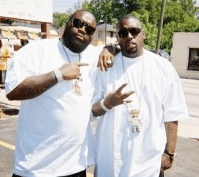Trae Tha Truth featuring Rick Ross & Jadakiss - Inkredible (Remix)