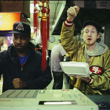 Asher Roth & Chuck Inglish - In The Kitchen