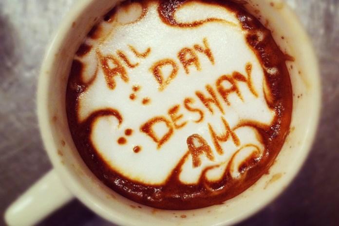 brandUn DeShay - All Day DeShay (Album)