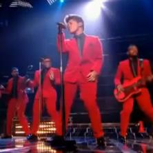 Bruno Mars - Runaway Baby (Live on X Factor)
