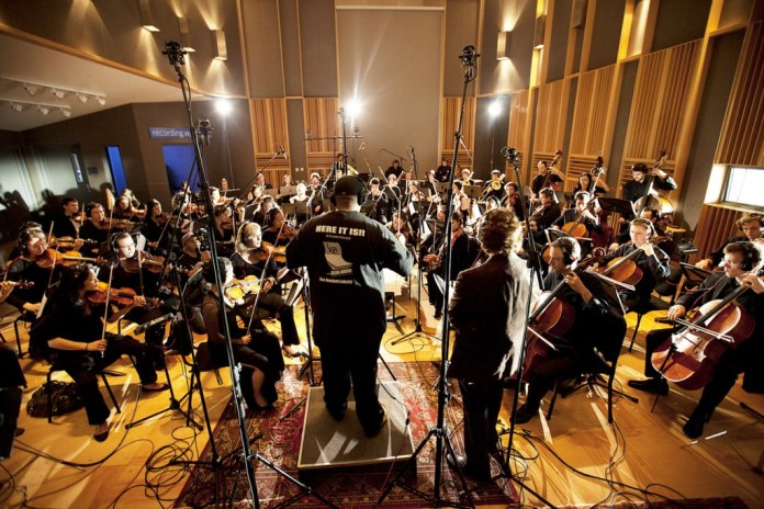 DJ Premier featuring Nas and The Berklee Symphony Orchestra - Regeneration