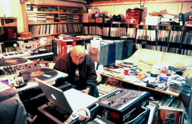 DJ Rhettmatic featuring Frank Nitt & MED - Here Come the Live Ones