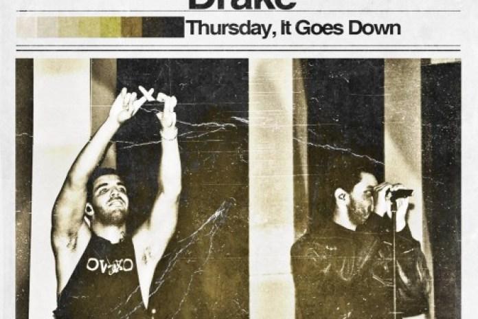 Drake & The Weeknd - Thursday, It Goes Down (A JAYBeatz Mashup)