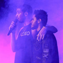 The Weeknd to play active role on Drake's new album