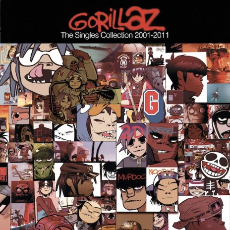 Gorillaz announce Best Of album