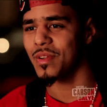 J. Cole on Last Call with Carson Daly