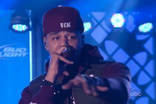 J. Cole - Cole World + Work Out (Live on Jimmy Kimmel)