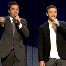 Justin Timberlake, Jimmy Fallon & The Roots – The History of Rap Part 3
