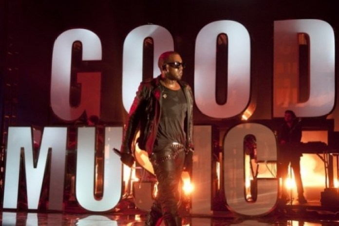 Kanye West announces G.O.O.D. Music album