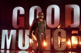 Kanye West announces G.O.O.D. Music album