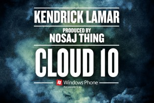 Kendrick Lamar & Nosaj Thing - Cloud 10