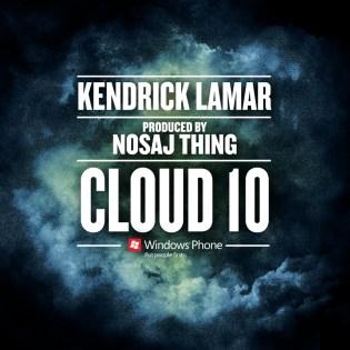 Kendrick Lamar & Nosaj Thing - Cloud 10