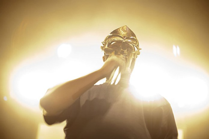 MF Doom collaborating with Radiohead