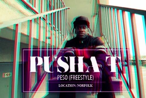 Pusha T - Peso (Freestyle)