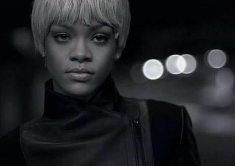 Rihanna in Armani Jeans short film