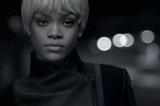 Rihanna in Armani Jeans short film