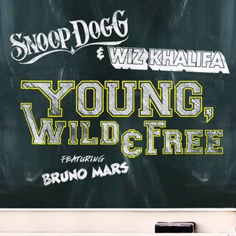 Snoop Dogg  & Wiz Khalifa featuring Bruno Mars - Young, Wild & Free