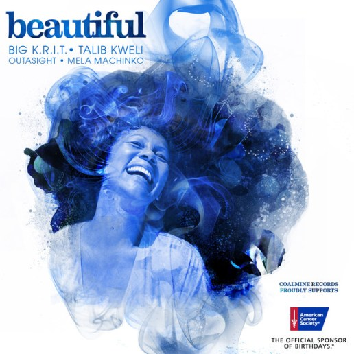 Talib Kweli featuring Big K.R.I.T., Outasight & Mela Machinko – Beautiful