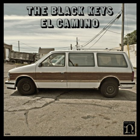 The Black Keys - El Camino (Cover & Tracklist)