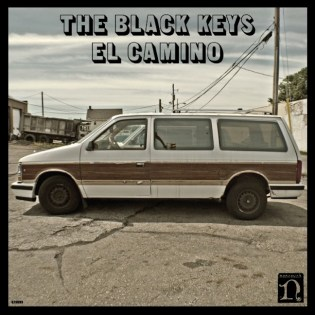 The Black Keys - El Camino (Cover & Tracklist)