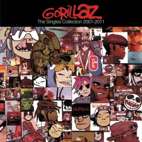 Gorillaz - The Singles Collection (2001-2011)