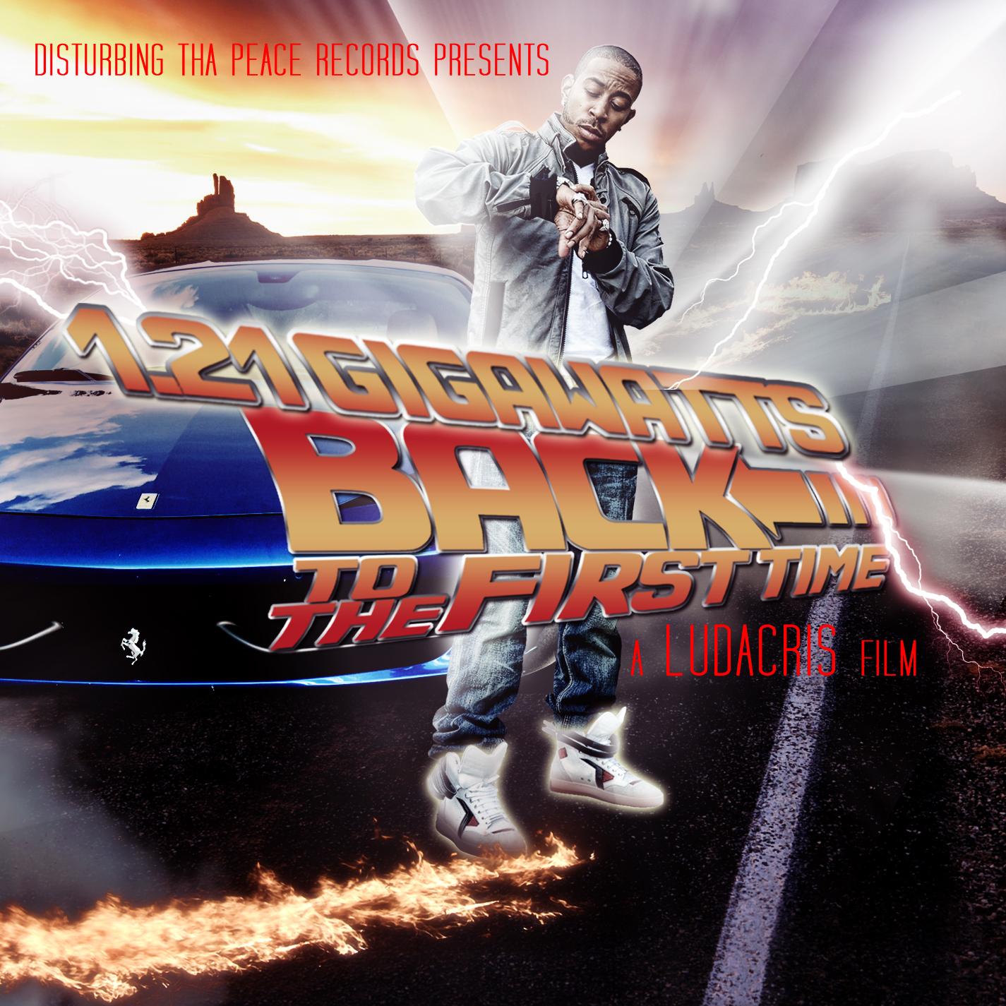 Ludacris – 1.21 Gigawatts: Back To The First Time (Mixtape)